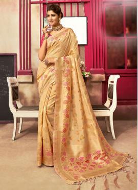 Savory Fancy Designer Traditional Saree