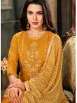 Scintillating Cotton Party Trendy Salwar Suit - 1