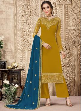 Sightly Salwar Suit For Party