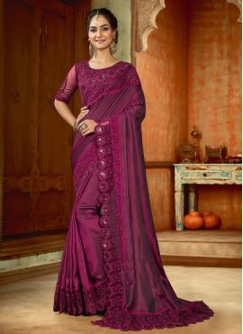 Snazzy Bollywood Saree For Wedding