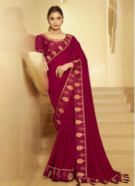 Sorcerous Silk Designer Traditional Saree
