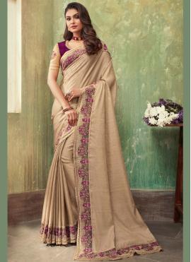 Spellbinding Silk Classic Saree