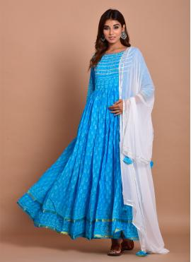 Splendid Cotton Festival Trendy Gown