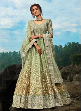Splendid Sequins Bollywood Lehenga Choli