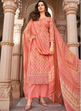 Staring Digital Print Muslin Designer Palazzo Salwar Suit