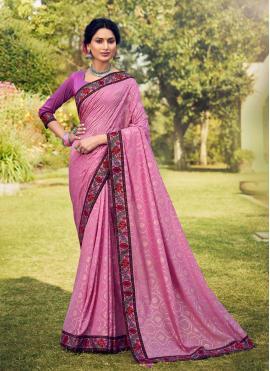 Surpassing Designer Traditional Saree For Festival