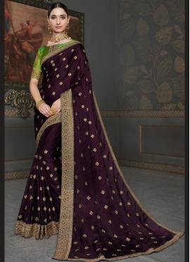 Tamannaah Bhatia Designer Traditional Saree
