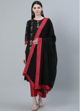 Thrilling Salwar Suit For Festival