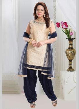 Topnotch Silk Ceremonial Trendy Suit
