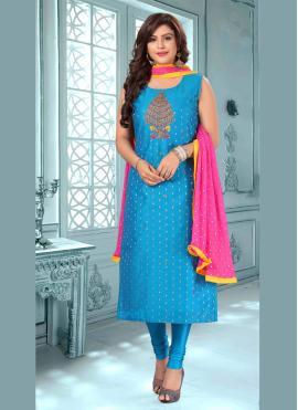 Trendy Bollywood Salwar Kameez For Festival