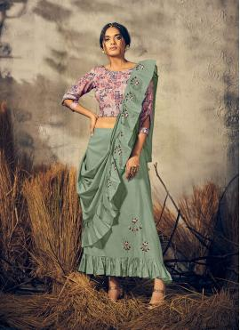 Trendy Party Wear Kurti For Party