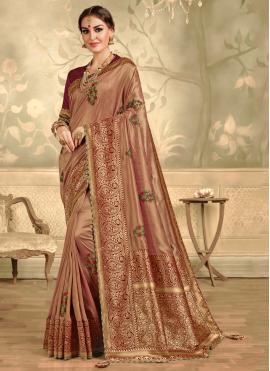 Zesty Silk Trendy Saree