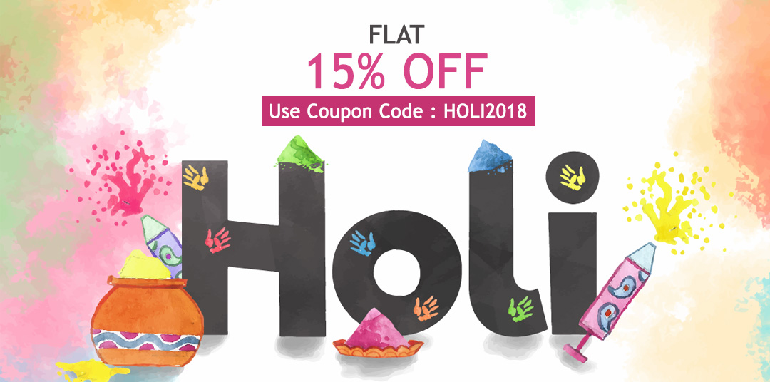 Exclusive Holi Offer